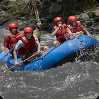 Rafting Image