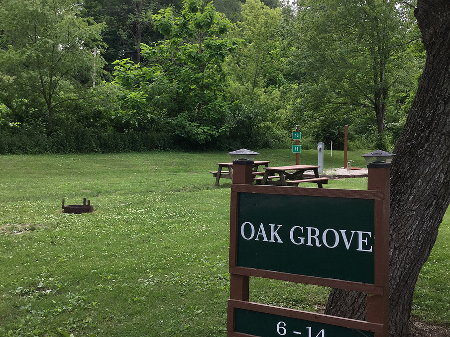 Oak Grove Sign
